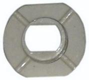 Изолятор фарфоровый проходной ИПТВ-0,5/100 (вариант обозначения ИПТВ0,5/100, ИПТВ-0,5-100)
