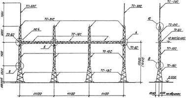 Портал ячейковый ПС-150 Я7С