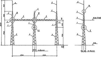 Портал ячейковый ПС-220 Я4