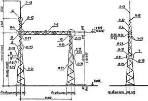 Портал перемычечный ПС-500-П1