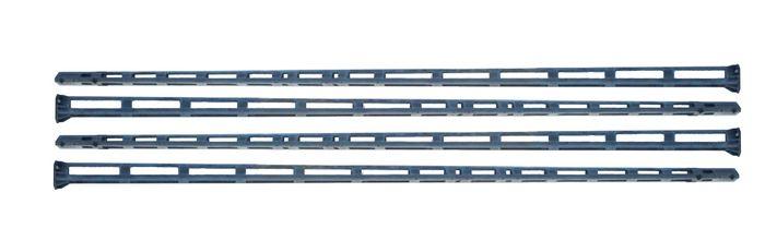 Стойки металлические автоблокировки СМ-8-25