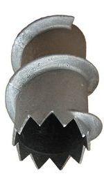 Сваи винтовые с литым наконечником СВЛМ